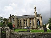 SD6922 : The former Belgrave Independent Methodist Church, Darwen, Lancashire by Richard Rogerson