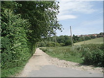 TQ4102 : Valley Road by Paul Gillett