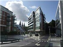 W6671 : Apartments at Lancaster Quay by John M