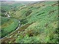 SK1596 : River Derwent at Lands Side by Chris Wimbush