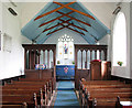 TM3395 : St Mary's church - view east by Evelyn Simak