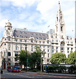 TQ3282 : Toronto Dominion Bank building, Finsbury Square, London EC1 by Andy F