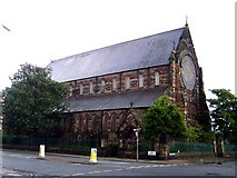 SJ3089 : Our Lady's RC Church, Cavendish Street, Birkenhead by El Pollock