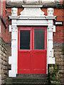 SK5641 : School Door - for Boys by John Sutton