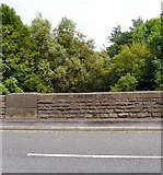 SJ9398 : Alma Bridge by Gerald England