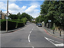 TQ3060 : Smithamdowns Road, Purley by Dr Neil Clifton