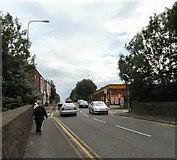 SJ9398 : King Street by Gerald England