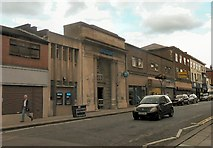 SJ9398 : Barclays, Ashton under Lyne by Gerald England