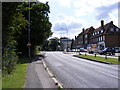 TL2301 : B556 Mutton Lane and Cranborne Parade, Potters Bar by Adrian Cable