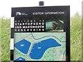 SP9114 : Startopsend Reservoir (Information) by Chris Reynolds