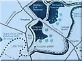 SP9113 : Tringford Reservoir (Information) by Chris Reynolds
