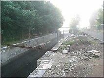 O0575 : The Boyne Navigation Sea Lock at Oldbridge, Co. Meath by JP