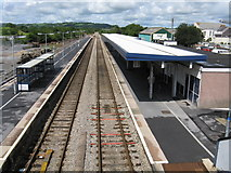 SN1916 : Whitland Station by Peter Whatley