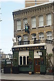 TQ2977 : The King William IV, London by Peter Trimming