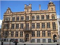 SJ8298 : Salford Education Offices by Sue Adair