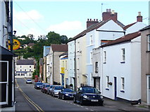 ST5394 : Lower Church Street, Chepstow by Colin Smith