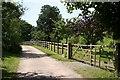 SX5748 : Private Driveway to Pool Mill Farm by Tony Atkin