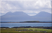NR3587 : Land's end at the southern tip of Oronsay by C Michael Hogan