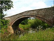 NU0329 : Fowberry Bridge by Stephen Craven