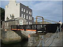 SC2667 : Swingbridge - Castletown Harbour by Richard Hoare