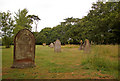 SZ5390 : Wootton Common burial ground by Ian Capper
