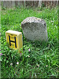 TM2281 : To Harleston 2 by Keith Evans