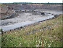 NZ2294 : Stobswood Opencast coal mine by David Clark