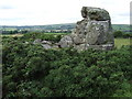 SM9727 : Garn Turne rocks by ceridwen
