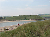 NU2410 : Church Hill, Alnmouth by Stephen Craven