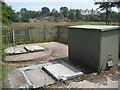 NU2410 : Sewage treatment plant, Alnmouth by Stephen Craven