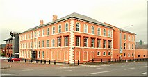 J3473 : Havelock House, Belfast by Albert Bridge