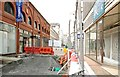 J3374 : Castle Lane, Belfast (3) by Albert Bridge