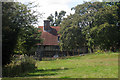 TQ8234 : Pympe Manor, Goddards Green Road, Benenden, Kent by Oast House Archive