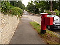 SZ0689 : Branksome: postbox № BH13 309, Lakeside Road by Chris Downer