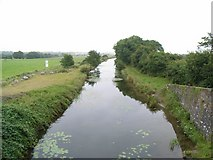 N7341 : Royal Canal from Kilmore Bridge in Co. Meath by JP