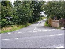 TM3464 : Glemham Road, Rendham by Adrian Cable