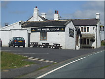 SD9617 : The White House public house by Glyn Drury