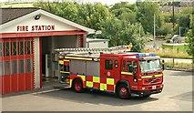 J2053 : Fire appliance, Dromore by Albert Bridge