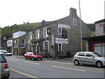 SD9321 : Border Rose 772 Rochdale Road , Walsden , Todmorden , OL14 7UA by Robert Wade