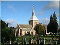 TL1714 : St. Helen's Church, Wheathampstead by Dave Bailey