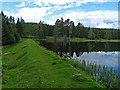 NN9125 : Loch Meallbrodden Dam by Dr Richard Murray