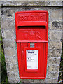 TM3560 : Stratford Corner Postbox by Adrian Cable