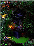 SZ5881 : Blue Waterfall by John Webber