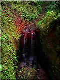 SZ5881 : Red Waterfall by John Webber