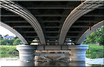 SK4731 : Under Harrington Bridge by David Lally