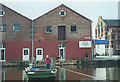 SX9292 : Entrance to Exeter Maritime Museum by Stephen Craven