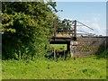SJ6451 : Railway underpass by Ceri Thomas