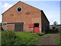 SJ5372 : Hondslough Farm by Iain Lees