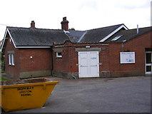 TM4160 : Friston Village Hall by Geographer