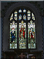 TM4160 : The Window of St Mary Magdalene Church by Adrian Cable
